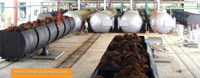 Proses pembuatan minyak goreng kelapa sawit tahap pertama pengolahan kelapa sawit sterilisasi ccuart Image collections